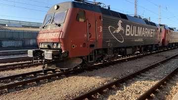 Изтеглиха дерайлиралите цистерни от жп линията Пловдив - Карлово