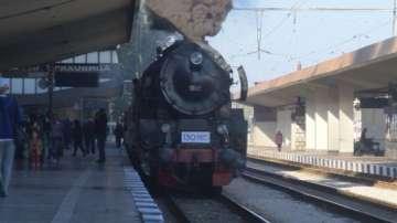 БДЖ отбелязва своята 130-а годишнина с пътуване с ретро влак