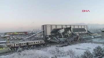 Расте броят на загиналите при влаковата катастрофа в Анкара