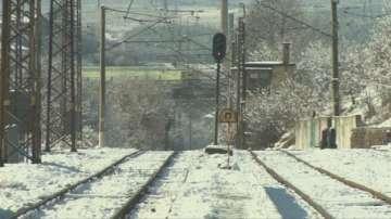 Повреда в контактната мрежа спря влаковете между Владая и Горна Баня