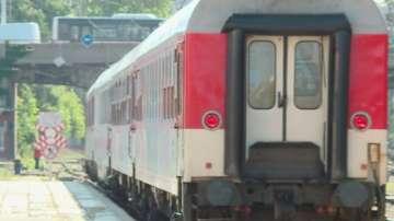 Влакът от Пловдив за Одрин тръгна от днес