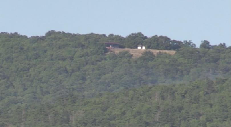 Пожарната и Горската стража са установили, че над курортното градче