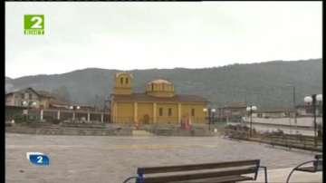 Oбновени черкви в община Kресна