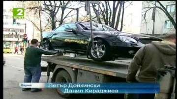 Над 4100 автомобила са репатрирани за 2015 година във Варна