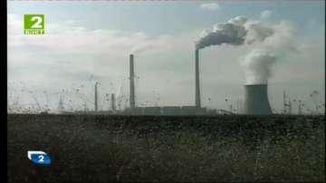 Замърсяване на въздуха със серен диоксид в Гълъбово