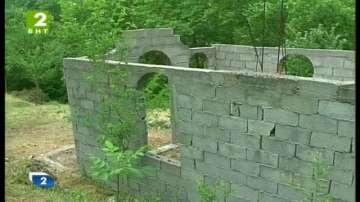 Изграждат параклис на свято място над село Илинденци