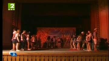 Ученици от Пловдив представиха спектакъл на италиански