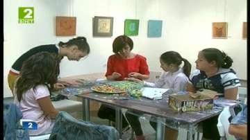Лятна академия по изобразително изкуство за деца от Благоевград