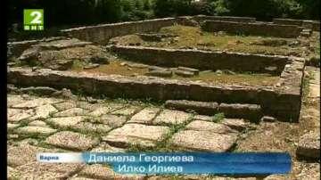 Подновиха разкопките в Девня