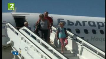 Двумилионния пътник посрещна Летище Бургас