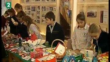 Варненски ученици помагат на хората от Хитрино