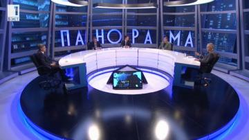 Битката за народния глас - Валери Симеонов и Найден Зеленогорски