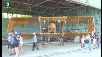 """Възстановяват отново самолета """"Албатрос""""?"""