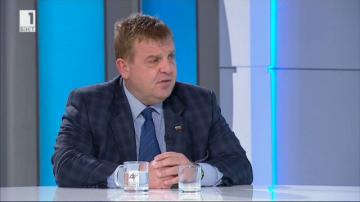 Избори 2017: Красимир Каракачанов - Обединени патриоти - НФСБ, Атака и ВМРО