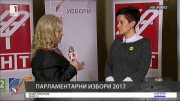 Антоанета Цонева: Резултатите показват, че рискът, който поехме, си е струвал