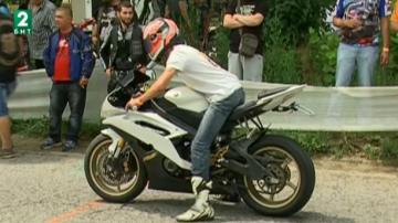 Сезонът на гонките и инцидентите с мотори в Русе започна