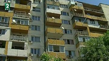 Мъж хвърли торбичка с вода върху деца във Варна