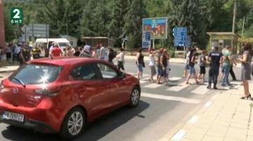 Кметът на Септември към протестиращите срещу таксата за пренос на минерална вода