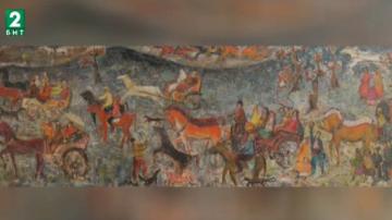 """В Пловдив започна кампания """"Да върнем картините в музея"""""""