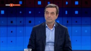 Димитър Манолов: Зелената сделка към момента е заклинание