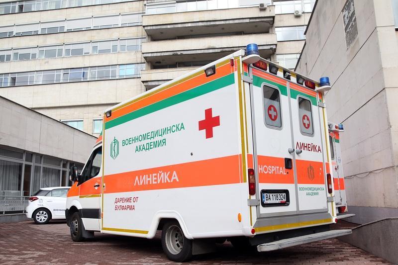 снимка 3 ВМА с нови линейки и регистратура от дарения на пациенти