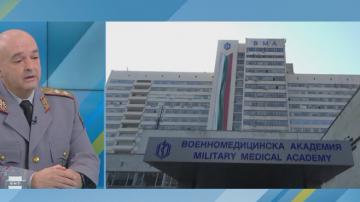 Директорът на ВМА: След пожара в Пирогов разпоредих проверка на нашите системи