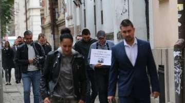 Младежи от ВМРО поискаха ВСС да инспектира освобождаването на Полфрийман