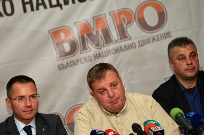 снимка 1 ВМРО изпраща двама свои представители в ЕП