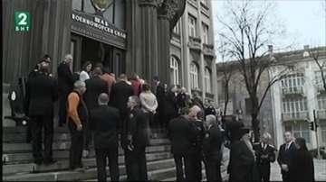 Във Варна отбелязаха 119-ата годишнина от основаването на Щаба на ВМС