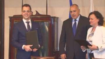 Подписан е договорът за изграждане на воден цикъл в Добрич
