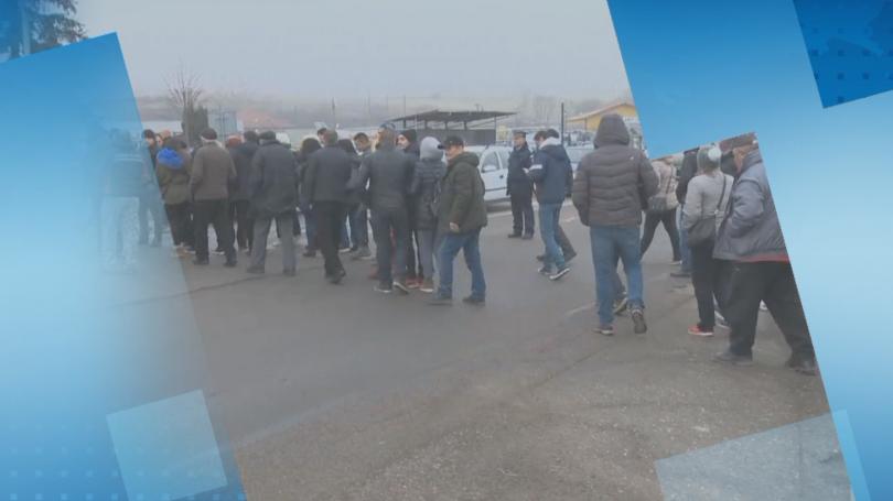 Жители на пернишките села Драгичево, Рударци и Кладница блокираха за