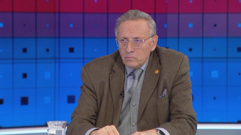 С председателя на БАН акад. Стефан Воденичаров обсъждаме обръщението към