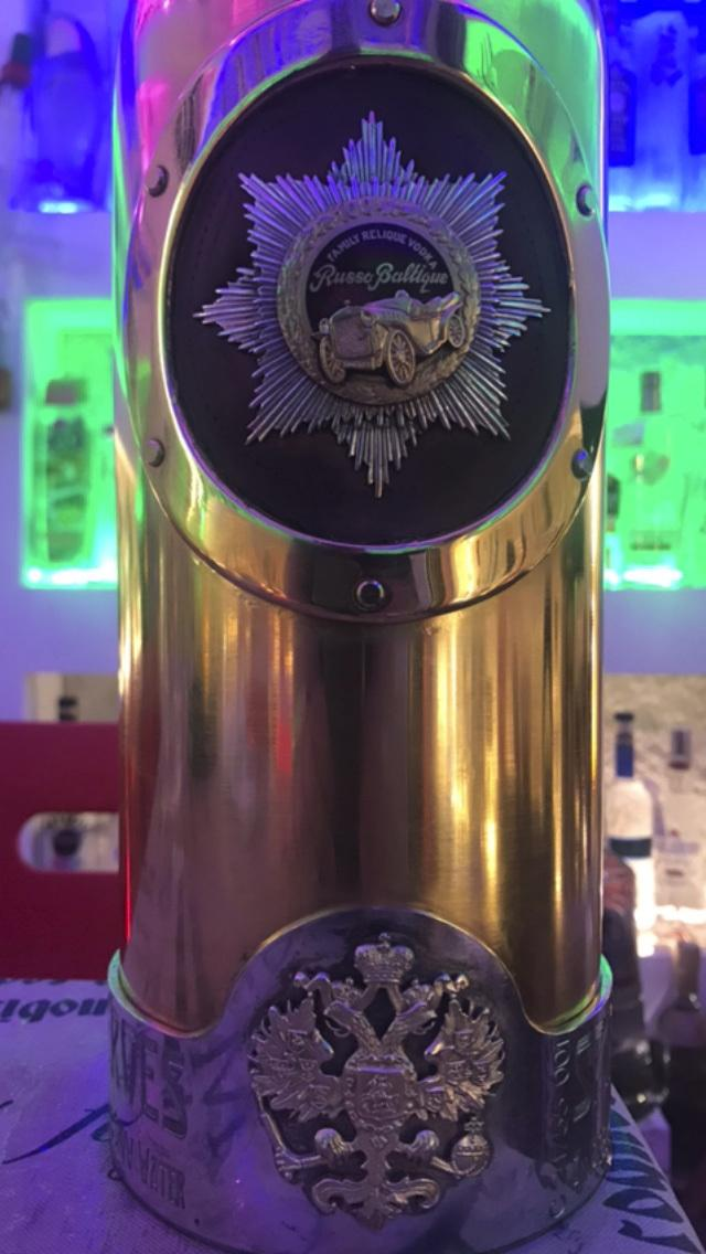 Бутилка водка на стойност 1, 300 млн. долара беше открадната