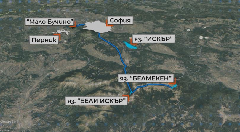 Спасителният план на правителството за водната криза в Перник беше