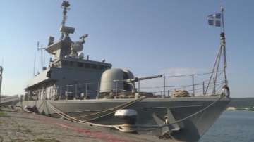 Започва военноморското учение Бриз 2019