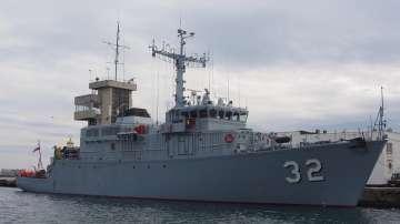 Три фирми са подали оферти за многофункционален патрулен кораб за ВМС