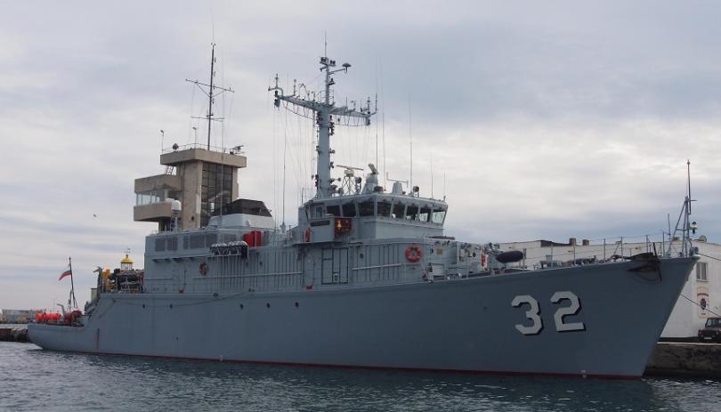 Снимка: Три фирми са подали оферти за многофункционален патрулен кораб за ВМС