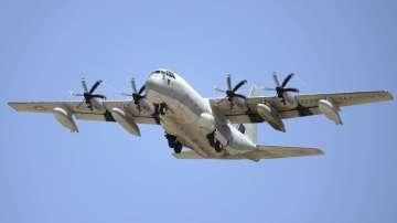 Два американски военни самолета са паднали край Япония
