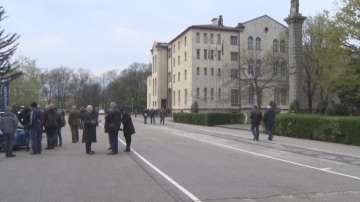 """Военната академия """"Георги Раковски"""" отбелязва 107 години от създаването си"""
