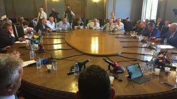 Комисията по отбрана отхвърли ветото на президента за F-16