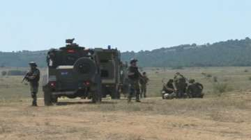 Отлично представяне на Сухопътни войски в най-мащабното многонационално учение