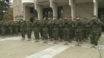160 български военни заминават за Афганистан