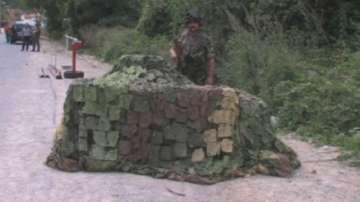 Военни пазят границата ни с Македония