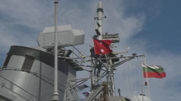 Българо-турско военно учение във Варненския залив