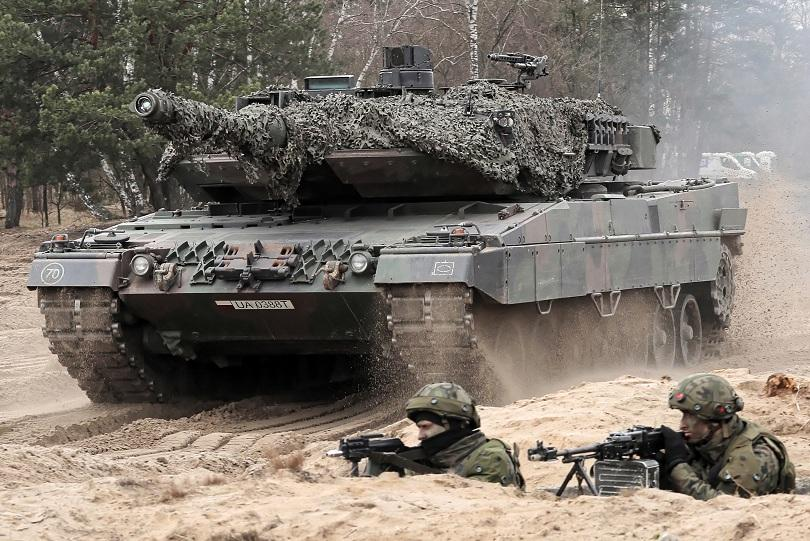 грузия нато започват съвместно военно учение