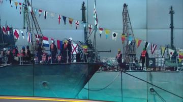 Военноморските сили на България навършват 140 години