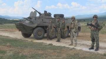 Днес е официалният ден от най-мащабното учение на Сухопътни войски за 2018 г.