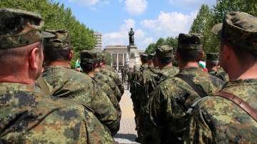 Посрещат тържествено военните от 37-ия контингент от мисия в Афганистан