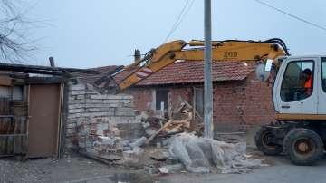 Жители на Войводиново излязоха на протест в защита на пребития ефрейтор