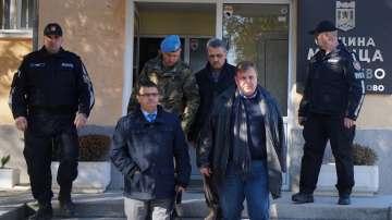 Извънреден щаб и спешни мерки за сигурност заради напрежението във Войводиново